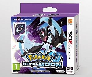 Pokemon Ultra Moon. Ограниченное издание (3DS) от GamePark.ru