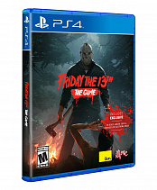 Friday the 13th: The Game (PS4) (GameReplay)