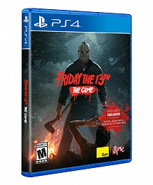 Friday the 13th: The Game (PS4)