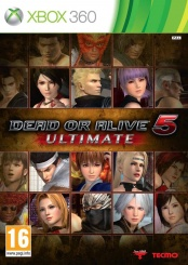 Dead or Alive 5 Ultimate (Xbox360)