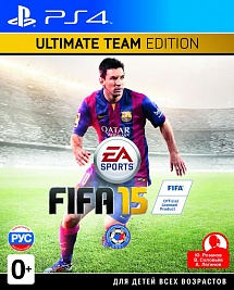 FIFA 15 Ultimate Edition (PS4)
