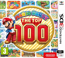 Mario Party: The Top 100 [3DS, английская версия]