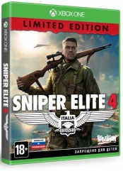 Sniper Elite 4 Limited Edition (XboxOne)