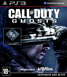 Call of Duty: Ghosts ENG (PS3)