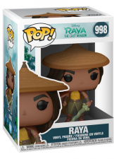 Фигурка Funko POP Raya and the Last Dragon – Raya (50548)