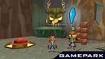 Скриншот Crash Tag Team Racing (PSP), 4