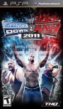 WWE Smackdown vs. Raw 2011 (PSP)