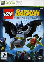 Lego Batman (Xbox 360) (GameReplay)