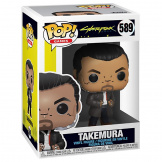 Фигурка Funko POP Games: Cyberpunk 2077 – Takemura (47160)