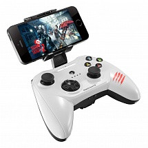 Геймпад Mad Catz C.T.R.L.i Mobile Gamepad - Gloss White для iPhone и iPad
