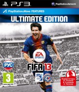 FIFA 13 Ultimate Edition (PS3) (GameReplay)