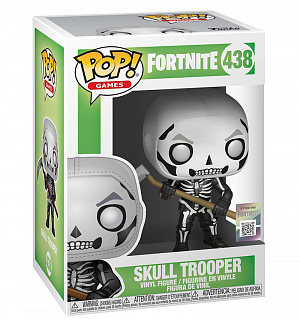 Фигурка Funko POP Games. Fortnite: Skull Trooper фото