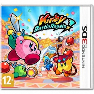 Kirby Battle Royale (3DS) фото