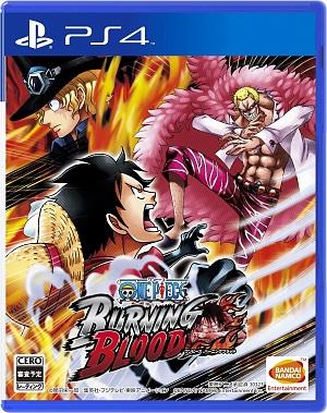 One Piece Burning Blood. Русские субтитры (PS4)