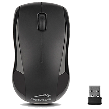 Мышь Speedlink JIGG Mouse - Wireless, black