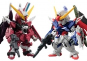 Фигурка FW Gundam Converge Collection: Destiny & Infinite (6 см)