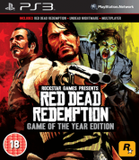 Red Dead Redemption GOTY (PS3) (GameReplay)