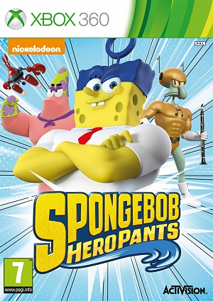 SpongeBob HeroPants (Xbox360)