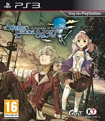 Atelier Escha & Logy: Alchemists of the Dusk Sky (PS3)