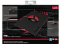 Коврик игровой для мыши Speedlink FIERIS Illuminated Gaming Mousepad