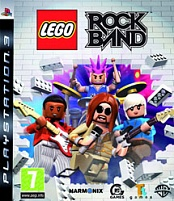 LEGO Rock Band (PS3) (GameReplay)