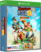 Asterix and Obelix XXL2. Limited edition (Xbox One)