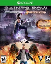 Saints Row IV: Re-Elected (XboxOne) (GameReplay)