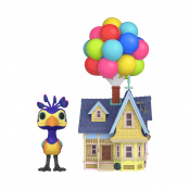 Фигурка Funko POP Town: Disney – Up House w/Kevin