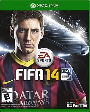 FIFA 14 (Xbox One) (GameReplay)