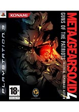 Metal Gear Solid 4: Guns of the Patriots (PS3) (GameReplay)