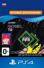 FIFA 20 Ultimate Team - 750 FUT Points (PS4-цифровая версия)