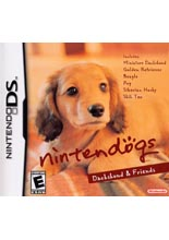Nintendogs Dachshund & Friends (DS)