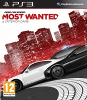 Need for Speed: Most Wanted (PS3) (GameReplay)