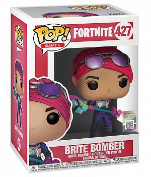 Фигурка Funko POP Games. Fortnite: Brite Bomber фото