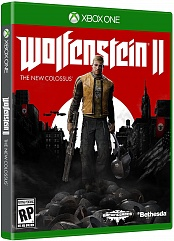 Wolfenstein II: The New Colossus (XboxOne) (GameReplay)