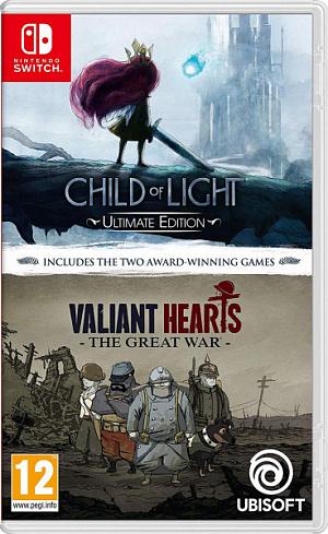 "Комплект ""Child of Light"" + ""Valiant Hearts. The Great War"" (Nintendo Switch) - версия GameReplay фото"