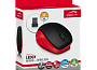 Мышь Speedlink LEDGY Mouse - wireless, black-red