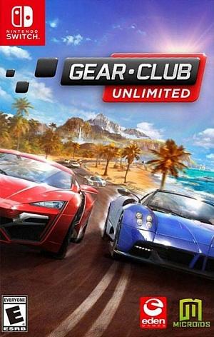 Gear.Club Unlimited (Nintendo Switch) от GamePark.ru