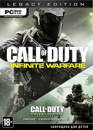 Call of Duty: Infinite Warfare Legacy Edition (PC) от GamePark.ru