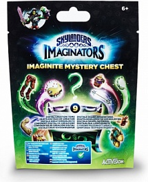 Skylanders Imaginators Mystery chest.