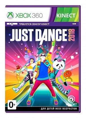 Just Dance 2018 (Xbox360)