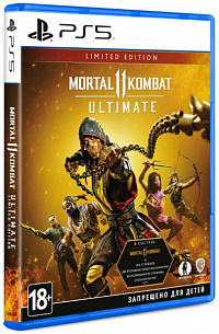 Mortal Kombat 11 – Ultimate. Limited Edition (PS5)