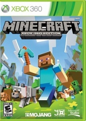 Minecraft: Xbox 360 Edition (Xbox 360) (GameReplay)