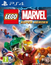 LEGO Marvel Super Heroes русская cубтитры (PS4)
