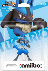 Amiibo: Super Smash Bros Collection Lucario