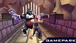 Скриншот Hellboy: The Science of Evil (PSP), 1