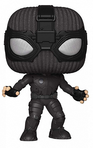 Фигурка Funko POP Marvel: Spider-Man Far From Home – Spider-Man (Stealth Suit) фото