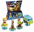 Скриншот LEGO Dimensions Team Pack - Scooby Doo (Scooby Snack. Scooby-Doo, Shaggy, Mystery Machine), 1