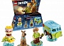 LEGO Dimensions Team Pack - Scooby Doo (Scooby Snack. Scooby-Doo, Shaggy, Mystery Machine)