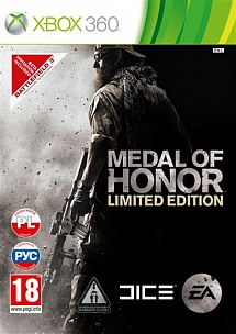 Medal of Honor. Limited Edition Русская версия (Xbox 360)